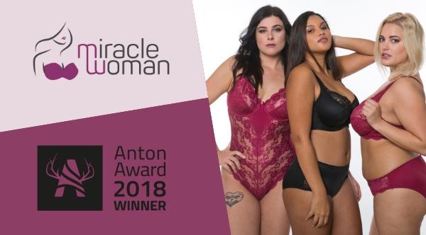 Miracle Woman gewinnt den Anton Award
