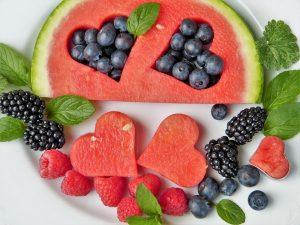 Auf die Ernährung achten für die gesunde Brust