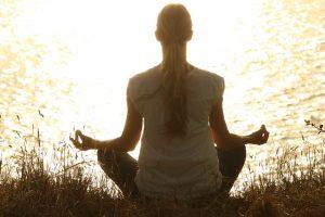 Meditiere für eine gesunde Brust
