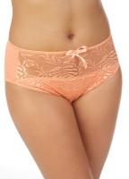 "Taillenslip ""Valerie"" | apricot | vorne"