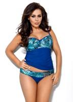 Bikini Slip blau aqua
