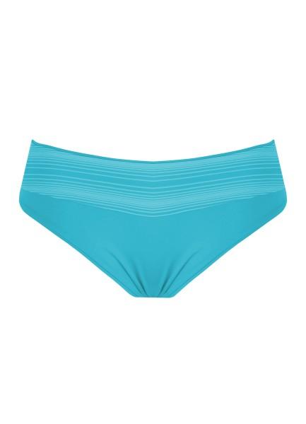Bikini Slip aqua California Girl Detail vorne